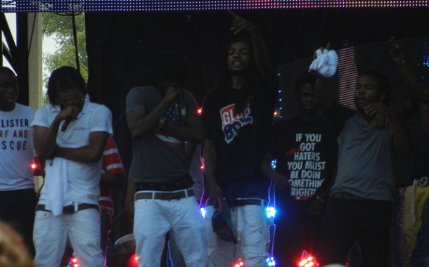 Chief Keef's GBE Crew Involved In Migos Brawl That Ended With Snatched Chain