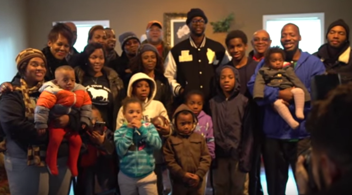 2 Chainz Buys House For Atlanta Family